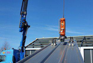 Prosject warehouse Spydeberg - Norge
